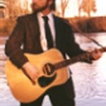Dave Michael Valentine rivers edge photo acoustic guitar