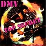 Dave Michael Valentine Top Secret DMV 1982 cover